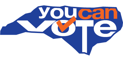 You Can Vote Logo