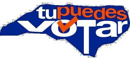 Tu Puedes Votar logo