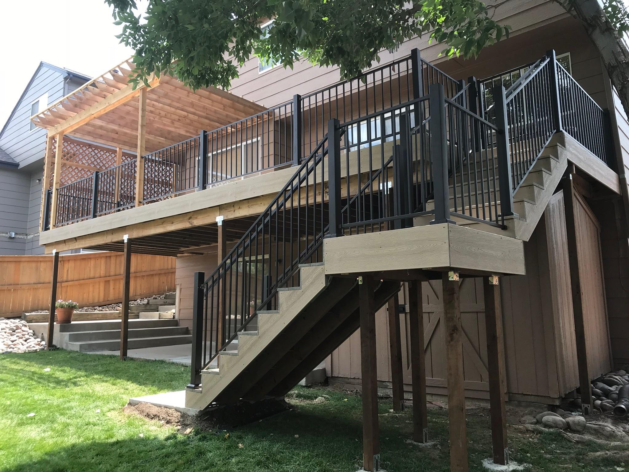Ordinaire Stairs U2014 Denver Deck Builders