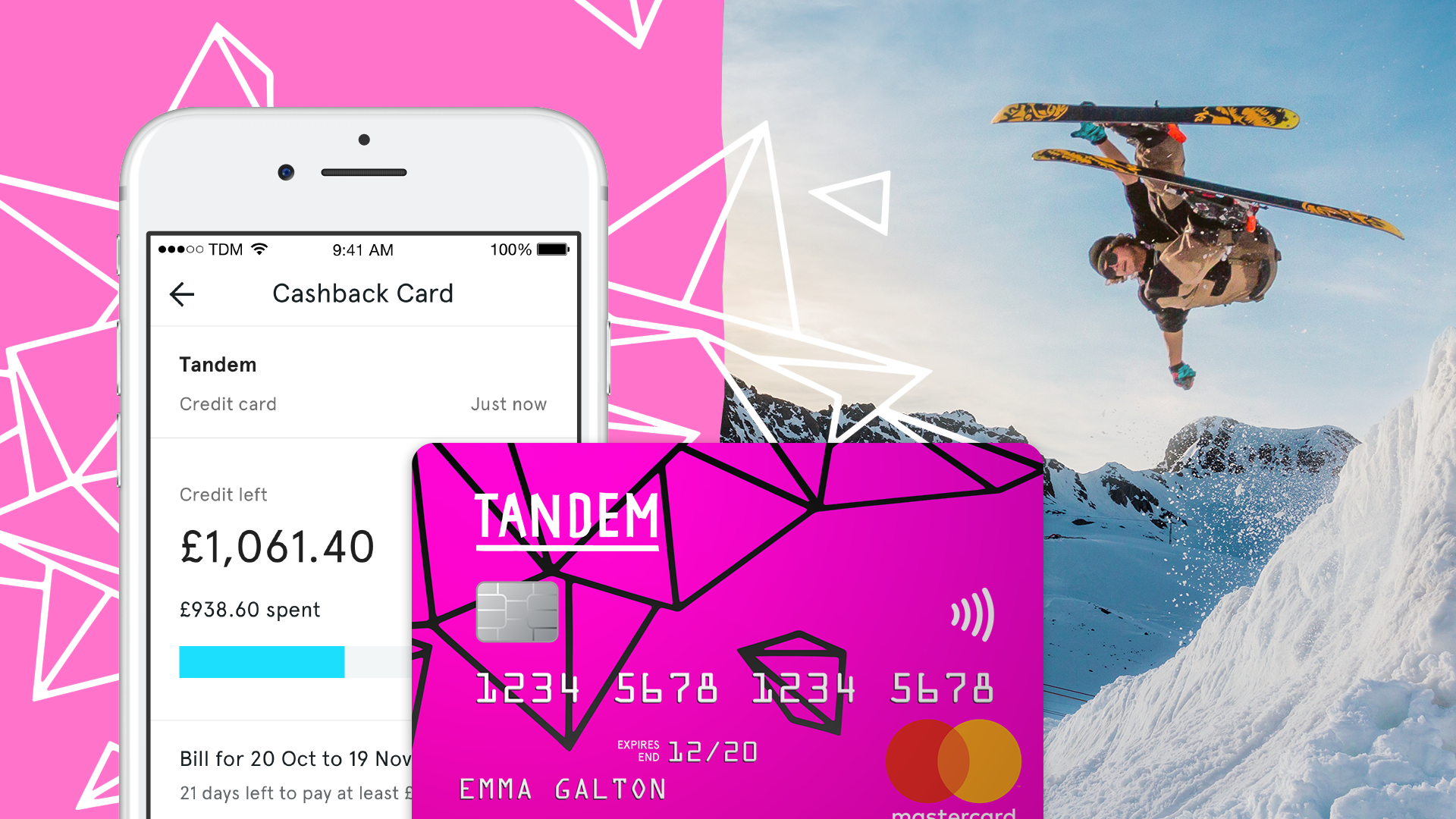 Tandem Bank — Fabio Designs Things
