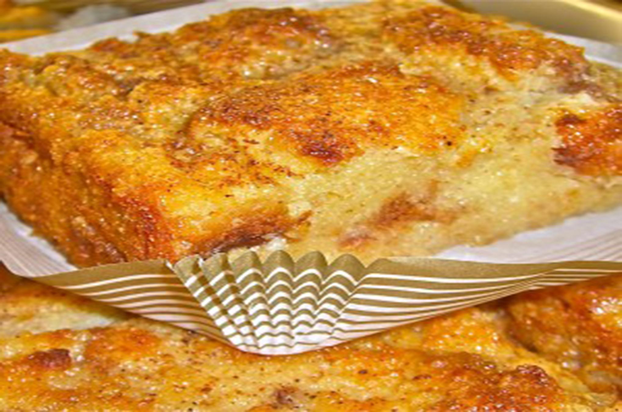 Cupcake Bread Pudding