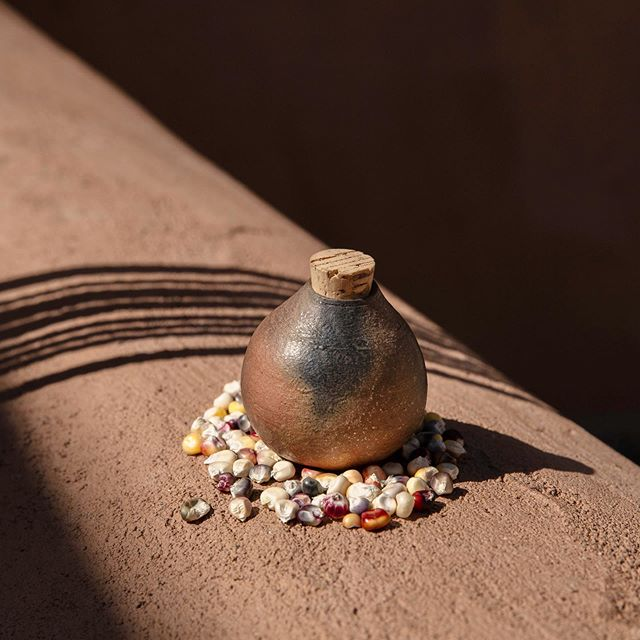 New podcast is live today! So excited to introduce Jared Hagood, organic farmer and the passionate entrepreneur behind @lineageseeds. I met Jared in Ojo Caliente where he took me on a journey understanding the impact of seeds, seed saving and how these little microchips of data can even shape our personal identities 🌱 . He has also created these gorgeous seed pots, bringing seeds back to their humble royal roots. We talk all about how we can bring seeds back into our culture the way they've always been appreciated by humanity for thousands of years. His energy is infectious and there's a lot to learn from this episode 🏺 . . Link in bio. Listen on iTunes, Soundcloud and Spotify! 🎙 . . . . . . #organicseeds #clay #pottery #podcast #podcastlove #heirloomseeds #organicfood #growyourown #plantlove #archaeology #ancientfuture #organicgarden #ancient #raiseyourvibration #spiritualjourney