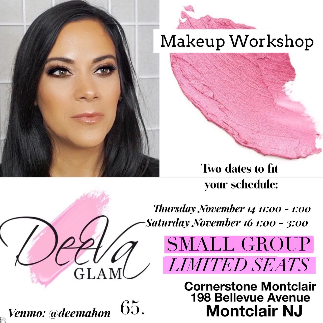 Makeup Works For Women Over 40