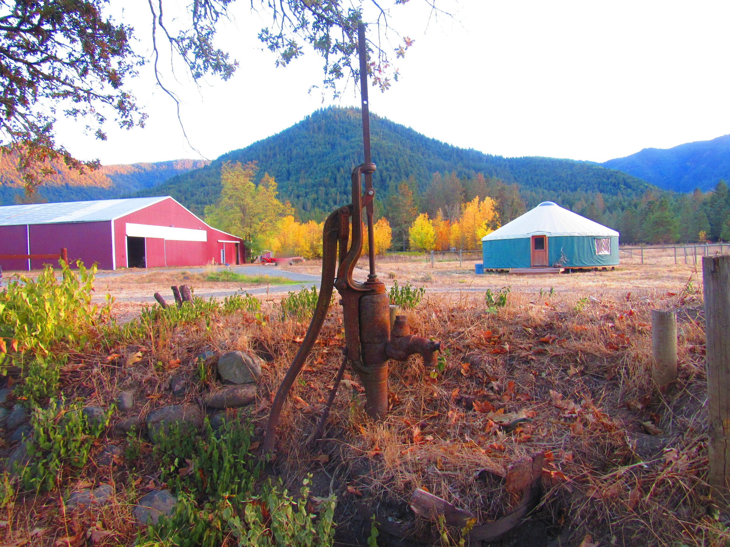 Ground Up Farms circa Fall 2017