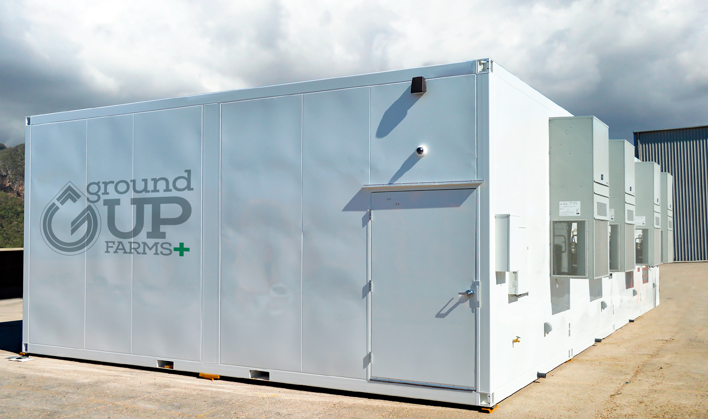 On-site modular lab: big results with a small footprint