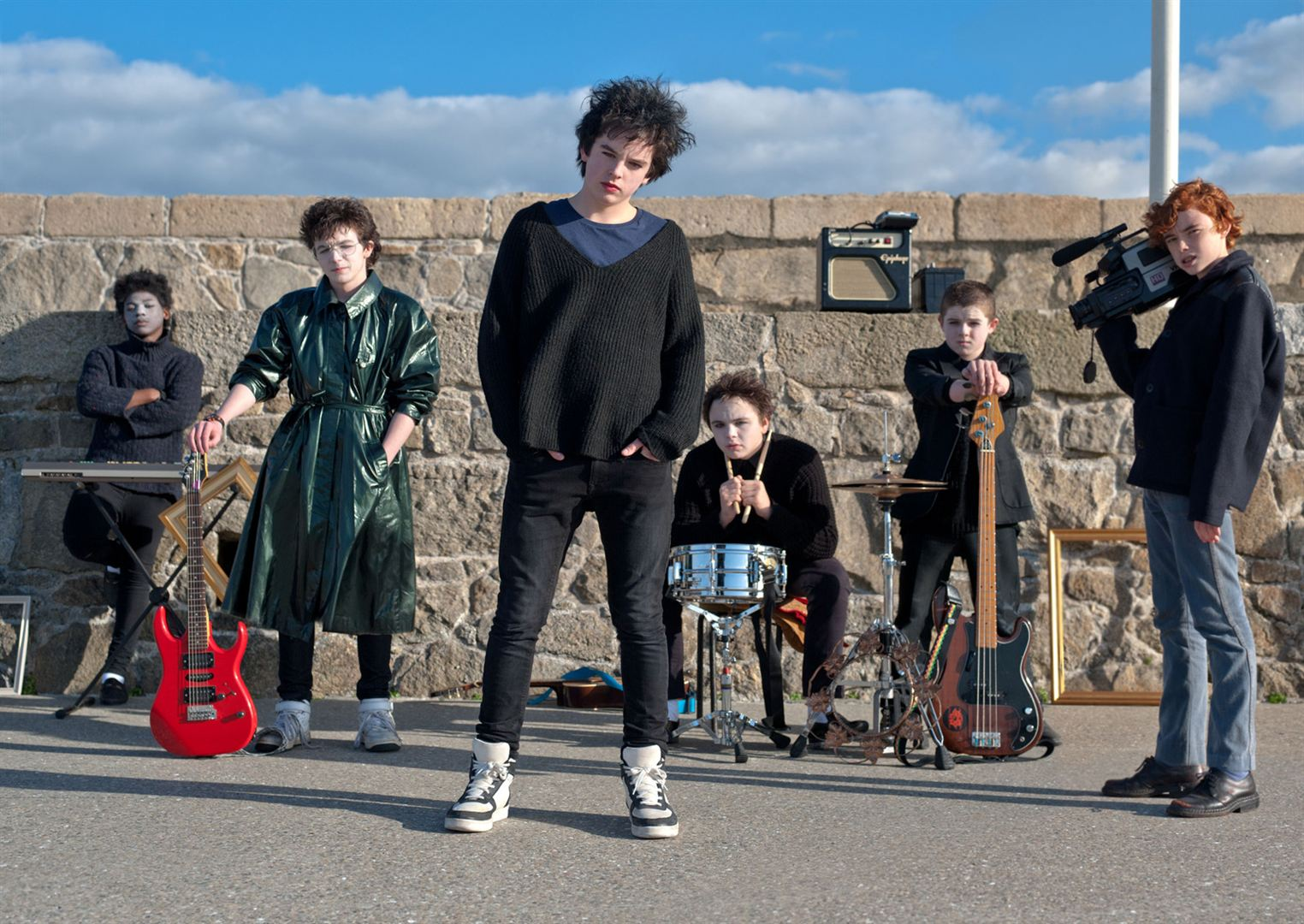Sing Street Characters