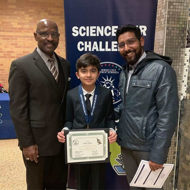 Science Fair Awards Ceremony! I wish I got to take more photos but it's so awesome to see our future scientists and inventors. In the audience today I could I swear I even saw a future Noble Prize Laureate. #JerseyCity #JCPS #STEM