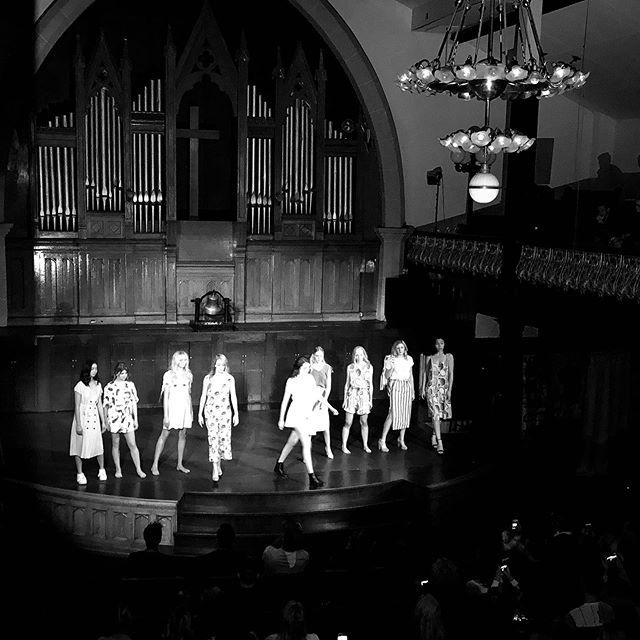 @wcfashionweek  last night at the lantern church , pfm and nobles models killed it #pattifalconeragency #thenobles #wcfw