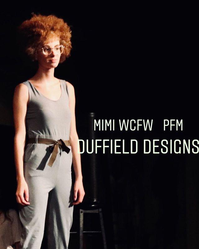 @bokeh_blur  at @wcfashionweek  Calgary  pfm model representing @duffield_design .... a historical moment for her 🤩❤️#pattifalconeragency #wcfw #thenobles#duffielddesign