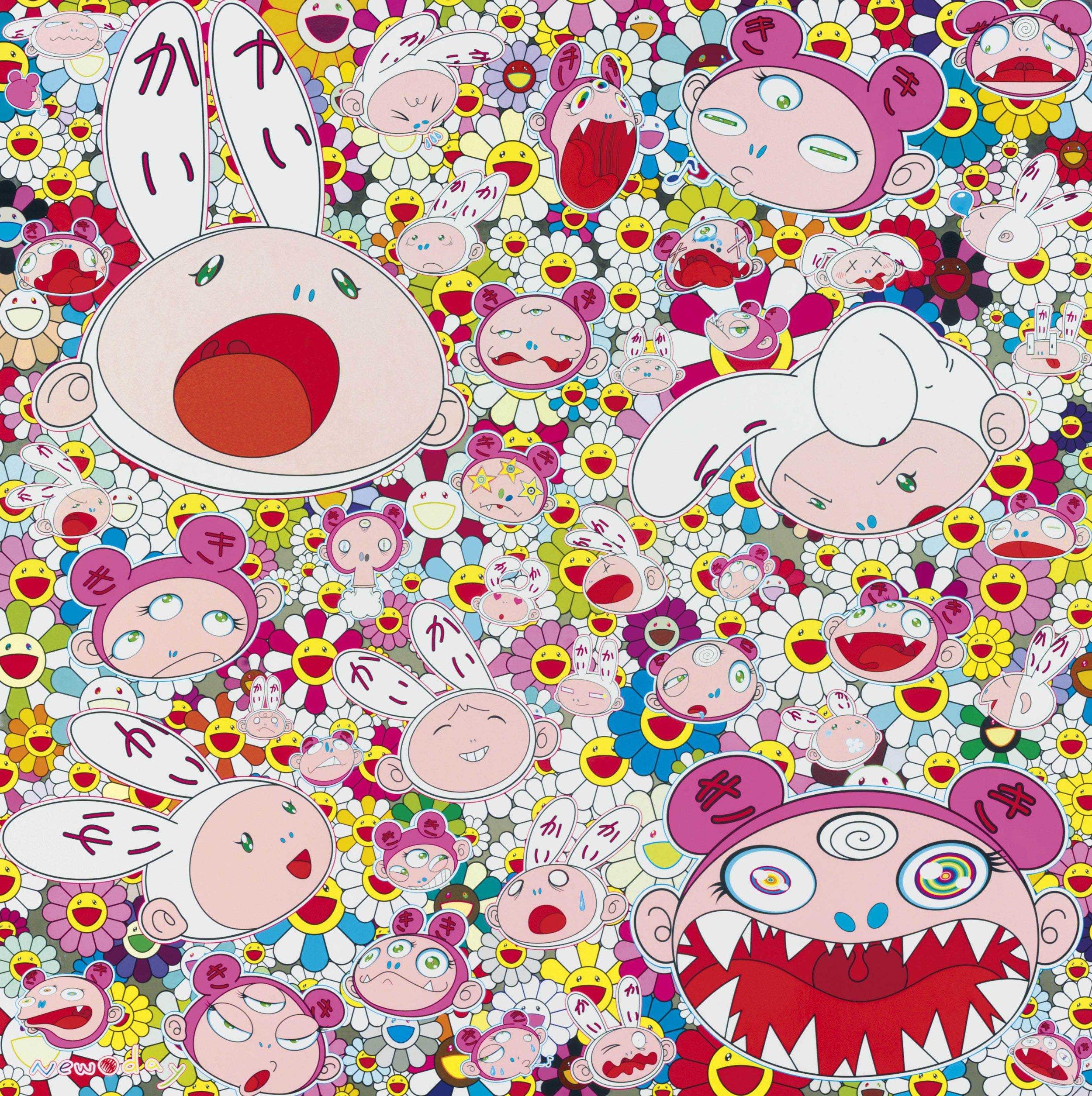 2011_NYR_02482_0207_000(takashi_murakami_new_day_kaikai_and_kiki_faces_all-over).jpg