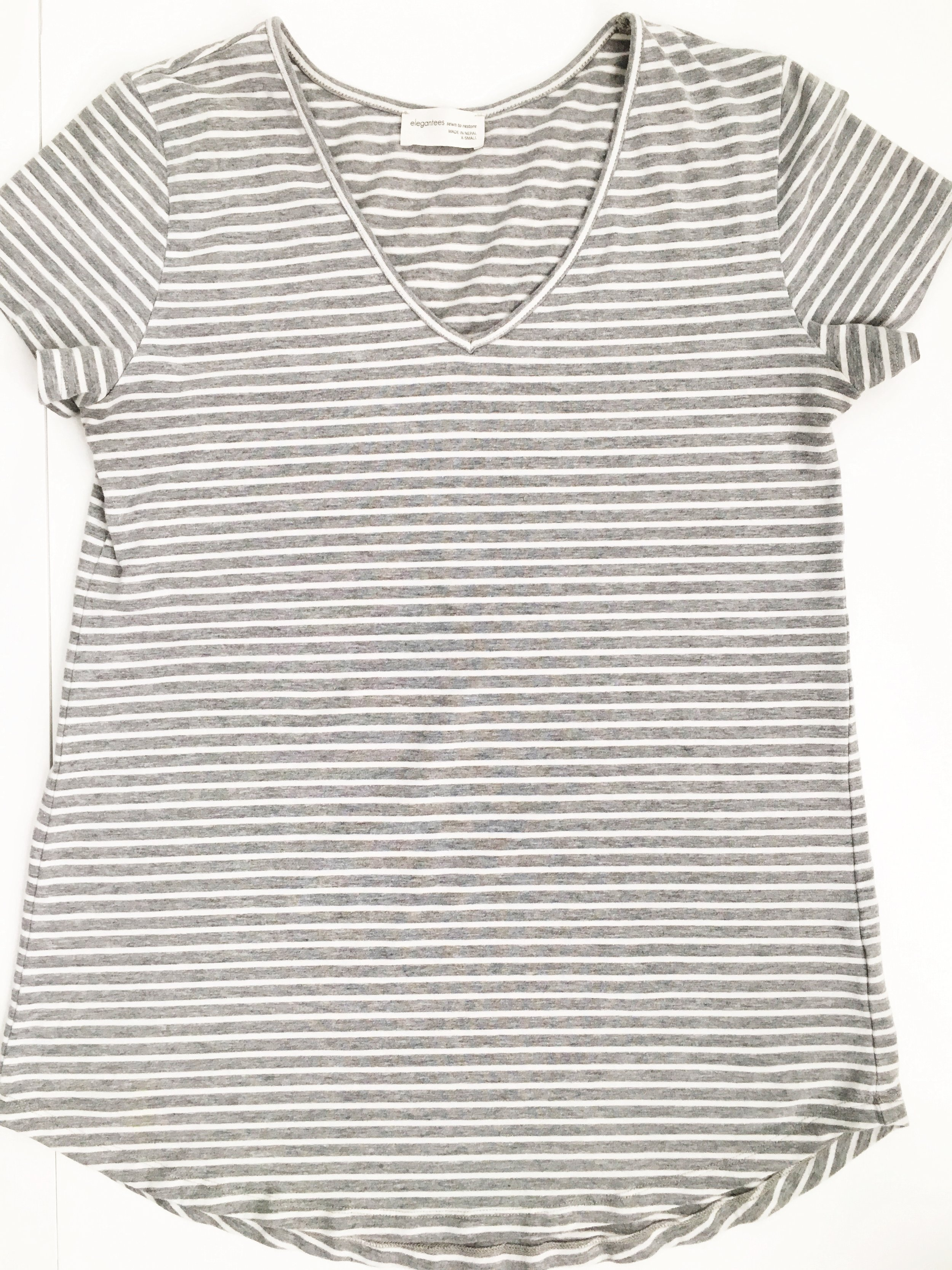 Spring fashion style: 10x10 challenge (ethical brand Elegantees)