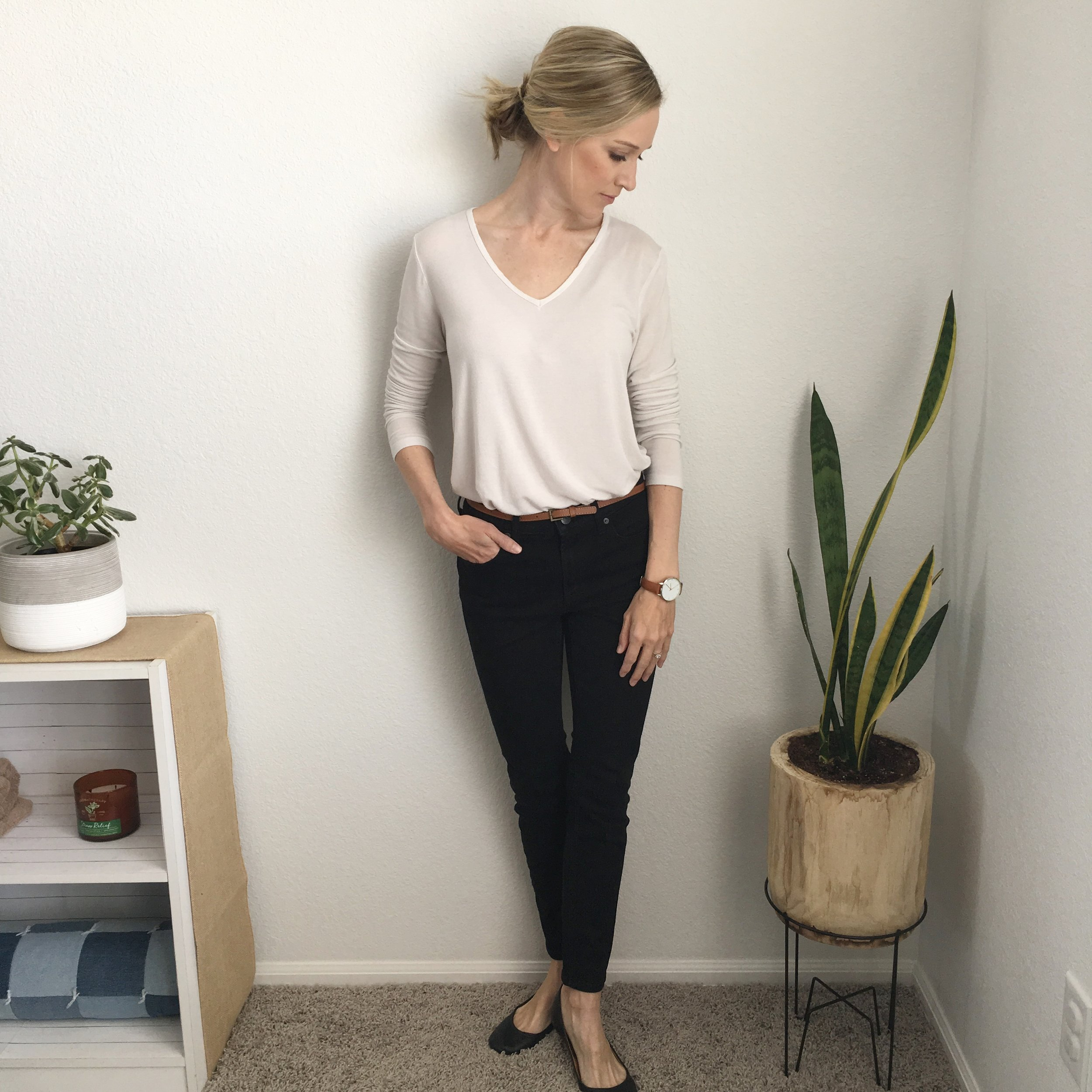 Outfit 3: 10x10 Style Challenge with ethical clothing