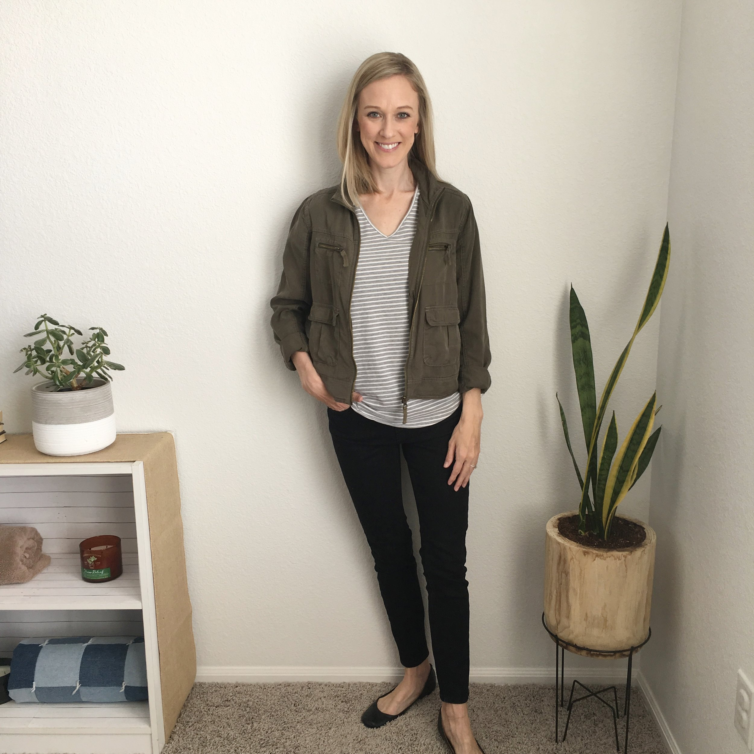 Outfit 7: 10x10 Style Challenge with ethical brands