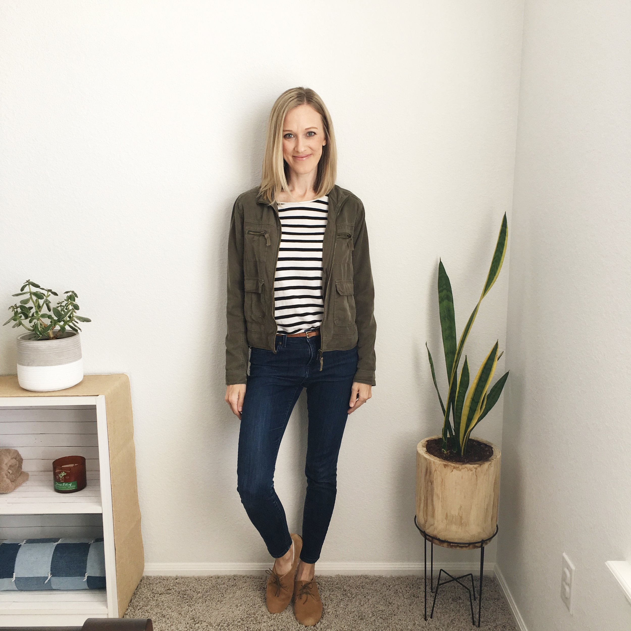 Outfit 5: 10x10 Style Challenge with ethical brands