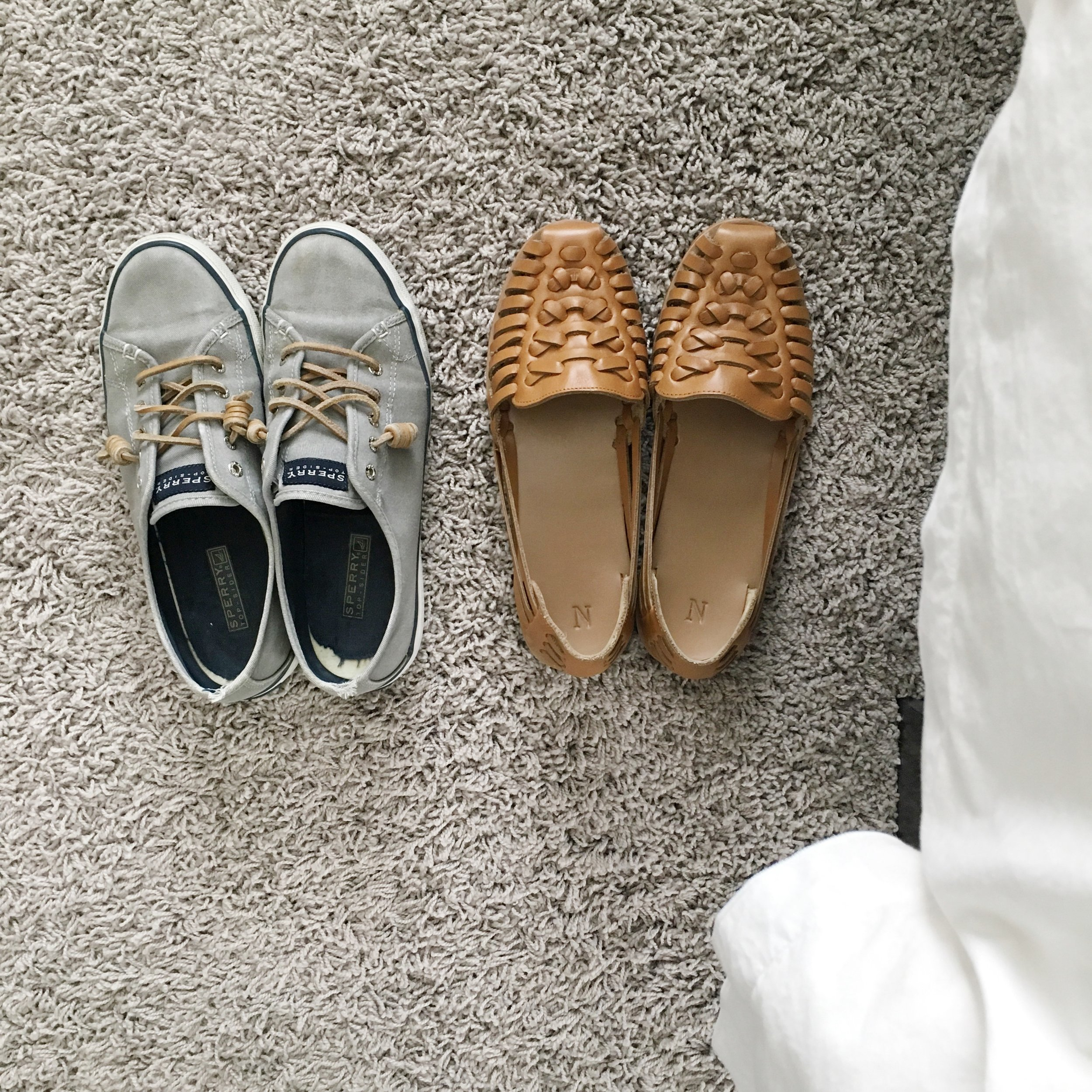 Simplify with 2 shoes