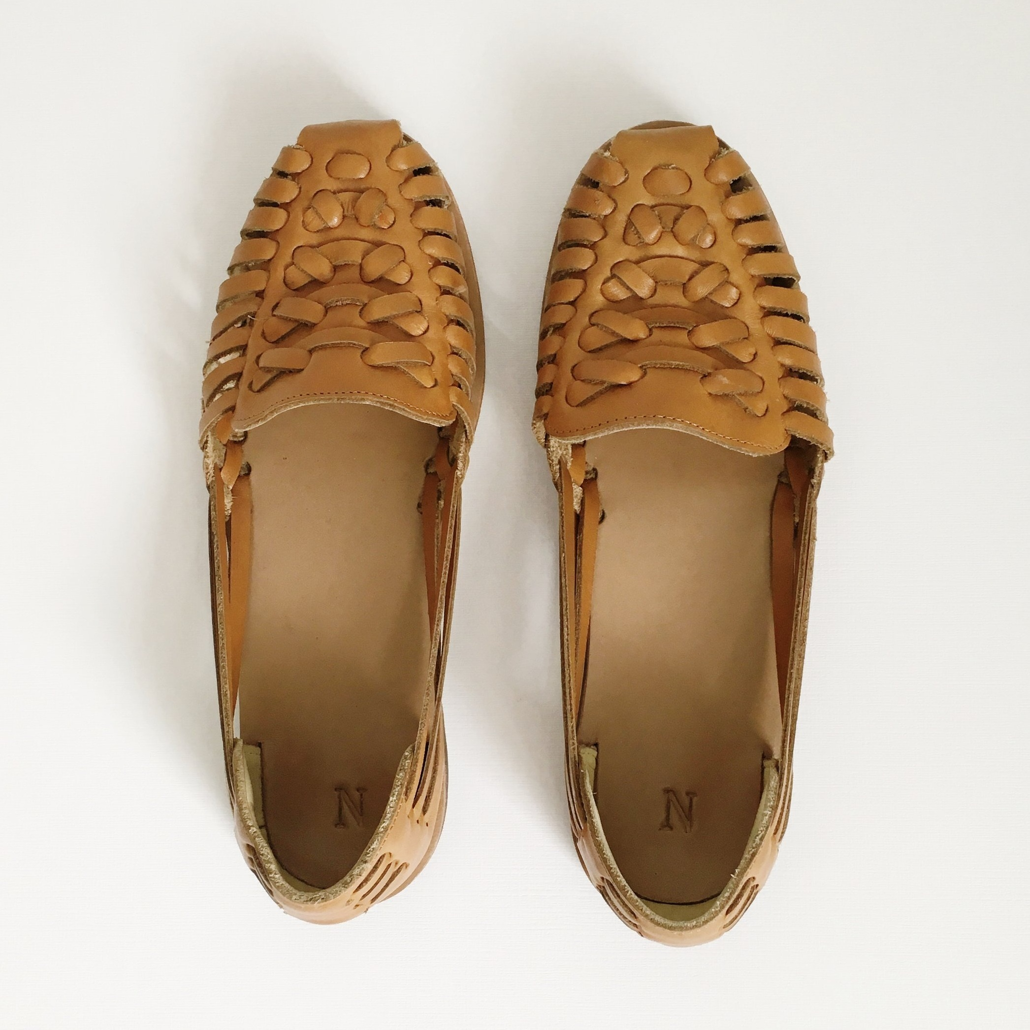 Huarache Sandals; sustainable & ethical shoe brand