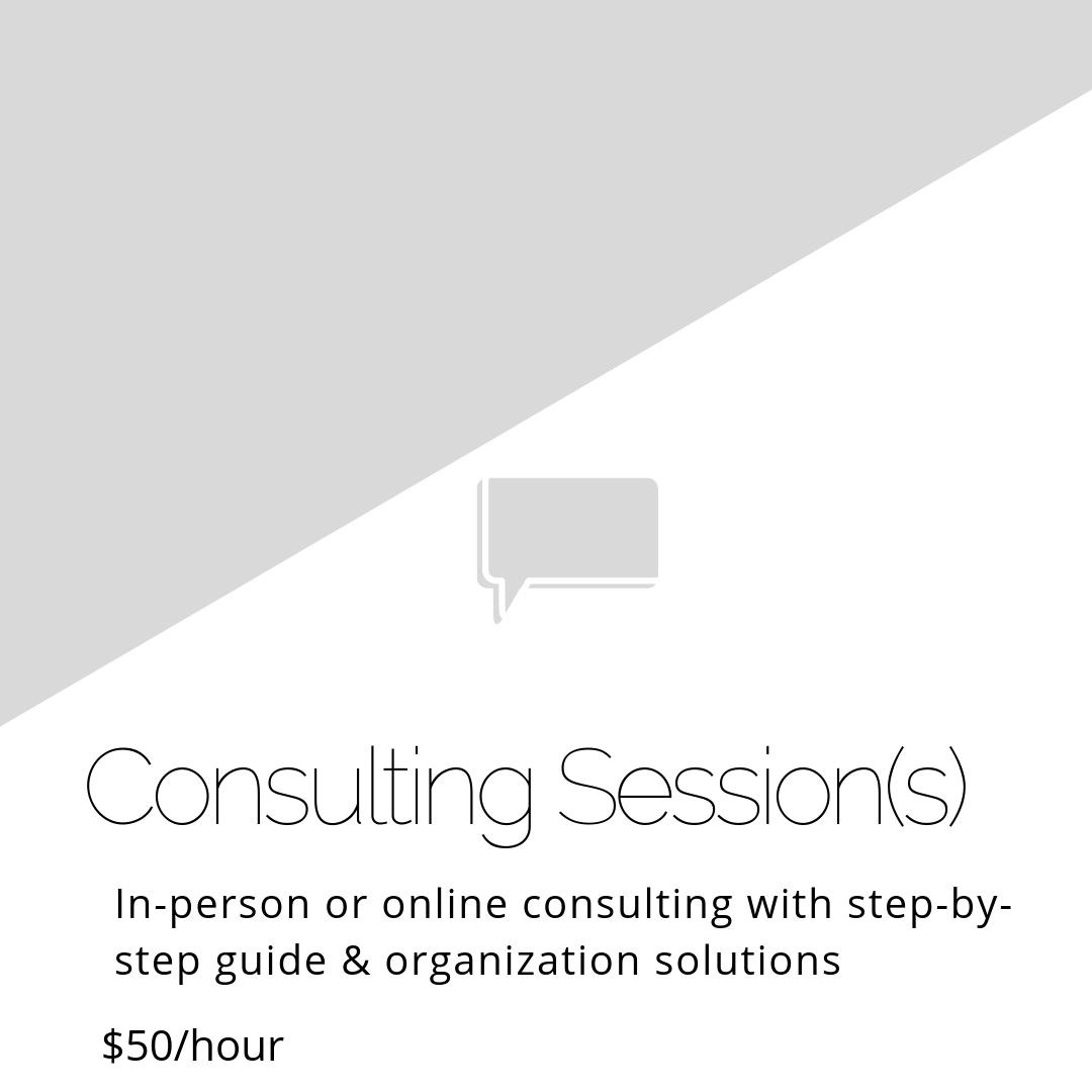 Consulting Session