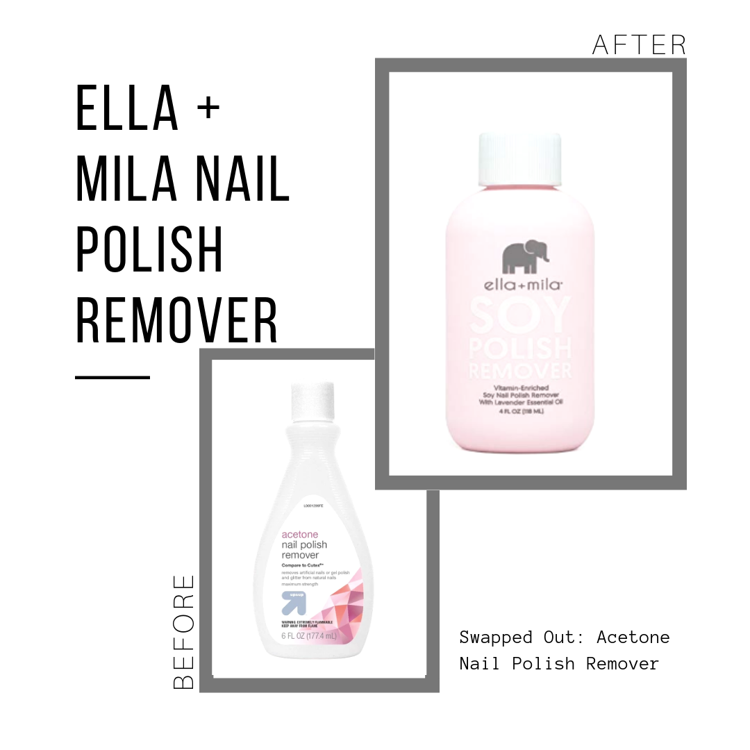 Ella + Mila: $11.49  Up & Up Brand: $0.99