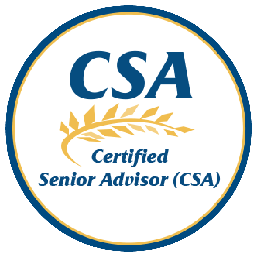 Certified Senior Advisor