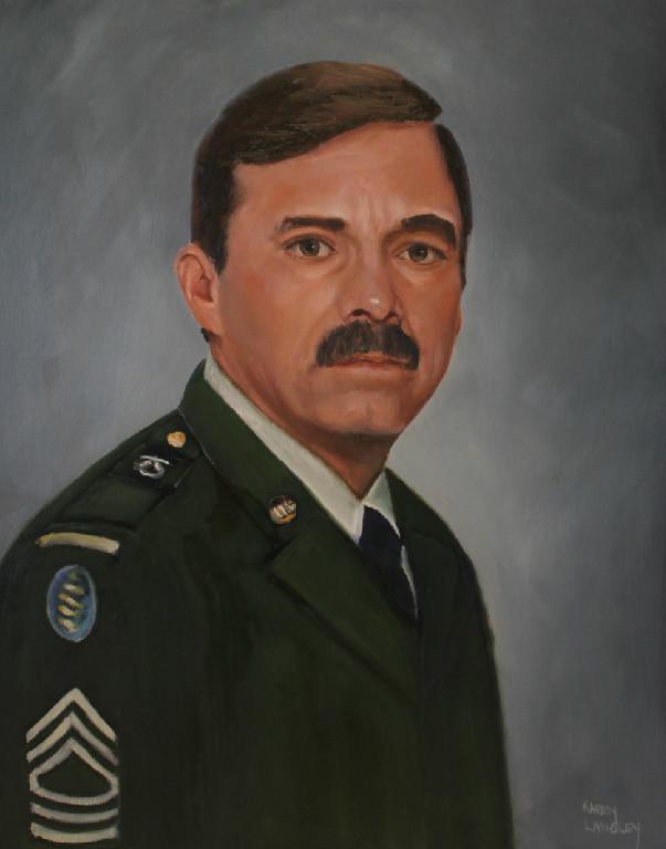 SGT Maj Michael B. Stack  Lake City, South Carolina