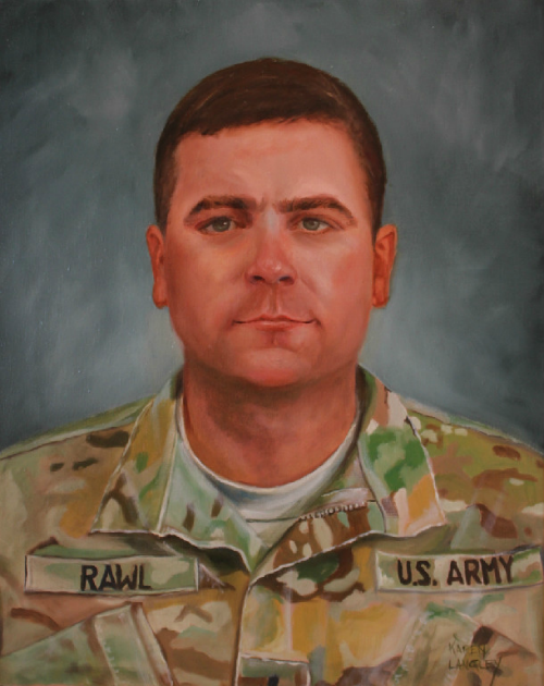 1ST LT Ryan D. Rawl  Lexington, South Carolina
