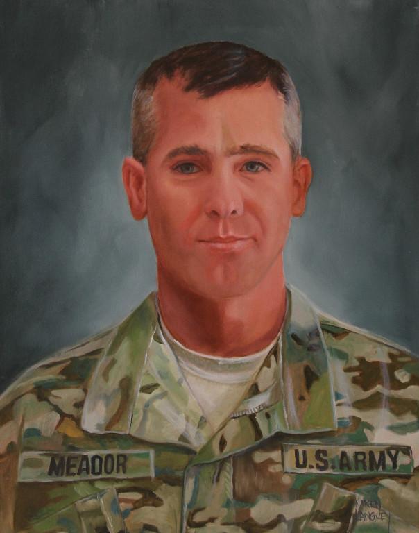 SGT John D. Meador II  Columbia, South Carolina