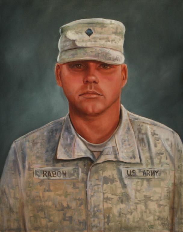 SGT Luther W. Rabon  Lexington, South Carolina
