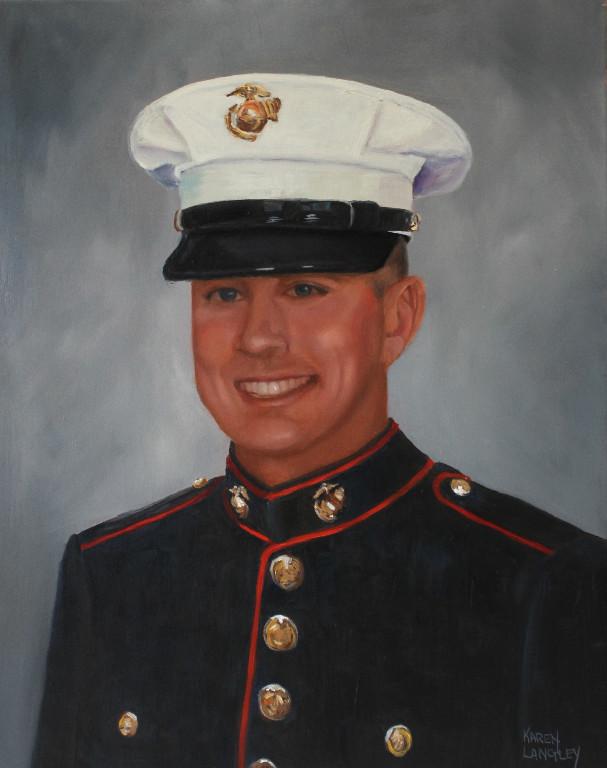 CPL Mathew V. Dillon USMC  Aiken, South Carolina