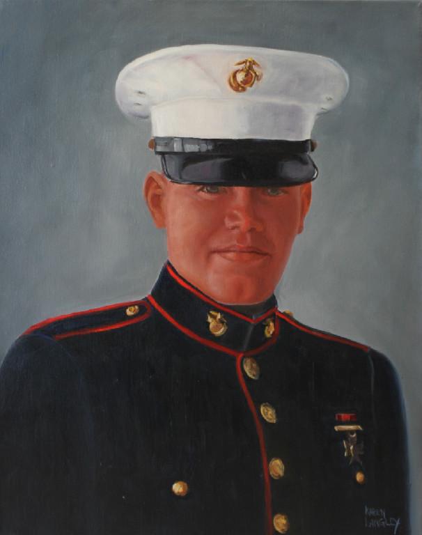 LCPL Joshua L. Torrence USMC  Lexington, South Carolina