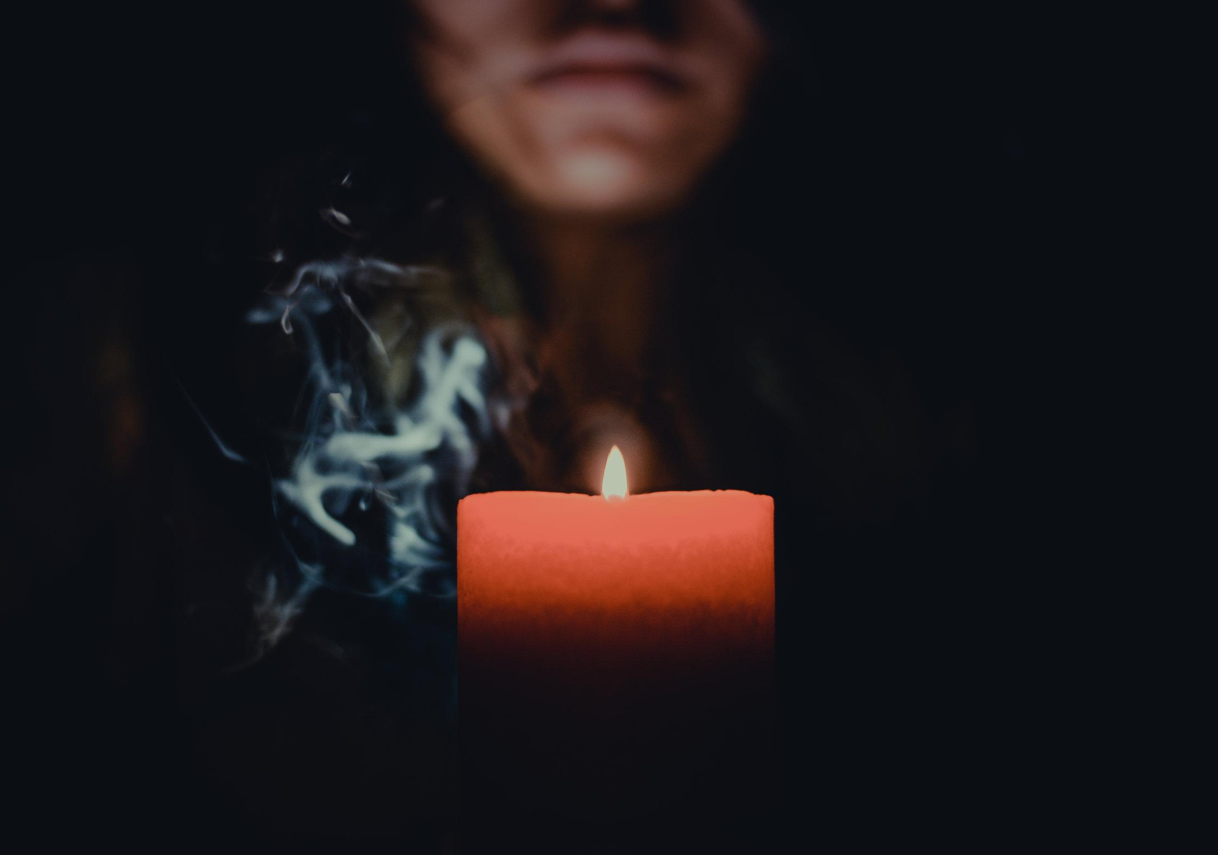 ghee ritual