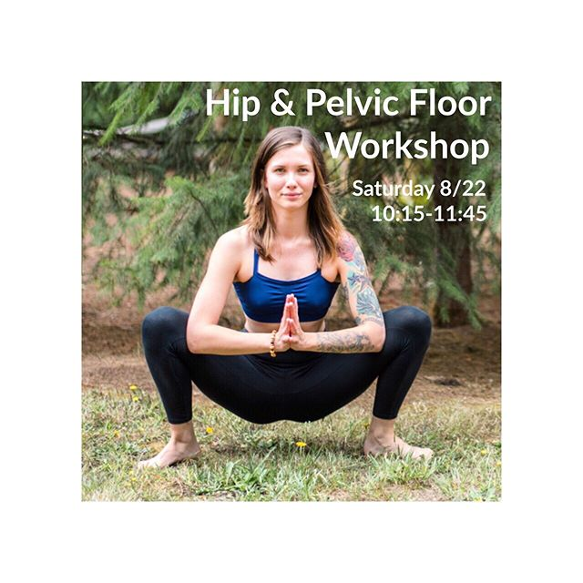 Hey! @je.nessastark here 👋  If you've taken my classes before, you know I emphasize hip alignment and pelvic awareness. . Why? Because our hips are the foundation of our form. . The largest muscles, bones and nerve all live, run through or connect to your hips and pelvis. When there's an issue here, it often reflects elsewhere in the body. Imbalances are incredibly common, and symptoms something is up are very often normalized. . By spending time connecting to this part of our body, we can become better advocates for our body and overall health! . That's why I'm guiding this workshop Saturday, June 22 at @tectoniccrossfit  It's all levels friendly and only 90 minutes, so you can still enjoy your weekend. . Sign up now at the link in the @blueoxyoga Insta bio! . . . . #hipanatomy #pelvicfloor #yoga #yogaanatomy #alignmentbasedyoga #yogaforeveryone #squat #malasana #yogicsquat #yogaforcrossfitters #yogaforathletes #yogaforcrossfit #yogaworkshop #pnwyoga #yoginin#tattooedyoga #pdxyoga #pdxyogascene #pnwyoga #hiphealth #proactivewellness #prenatalyoga #postnatalfitness #diastasisrectirepair #diastasisrectiexercises #lowbackpain #vancouverwayoga