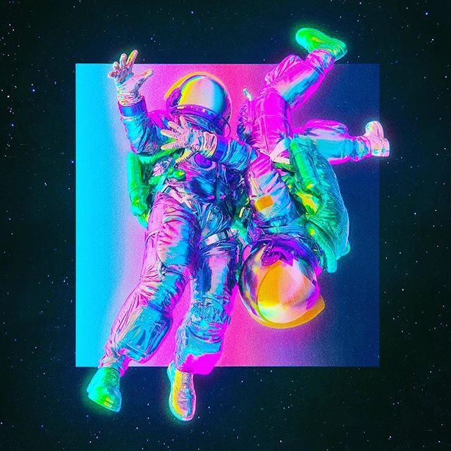 floating in space zero gravity, untethered. in this liminal place you are  free from the past & far from the future ever-drifting through  the limitless present 🎆 . . . . . . #vaporwaveaesthetic #deepthots #wavysky #poetry #latenightthoughts #peace #space #deepspace #freedom #enlightenment #meditation #breathe #yoga #floating #astronaut  #melturmind #vaporwave #instapoetry #instapoet #instapoem