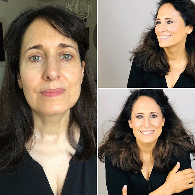 Helping women bring out their natural beauty and confidence is what LOOKS  is all about . Book your  makeup class today at LOOKS. #getthelooks.com #lookscosmetics #naturalbeauty # womenoverfifty