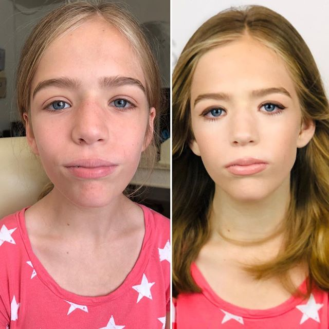 We are so proud of how well you applied your makeup today in the Deluxe Makeup Class  for TEENS.  This will build confidence for the High School year . I wish I had the same opportunity when I was your age. Good luck !! #LOOKSCosmetics #naturalbeauty #getthelooks.com #makeup #Teenmakeupclasses #beauty #makeupclasses #blonde #Naperville