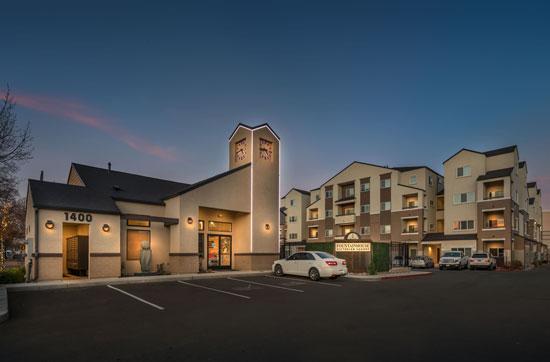 Multi-Family residential -