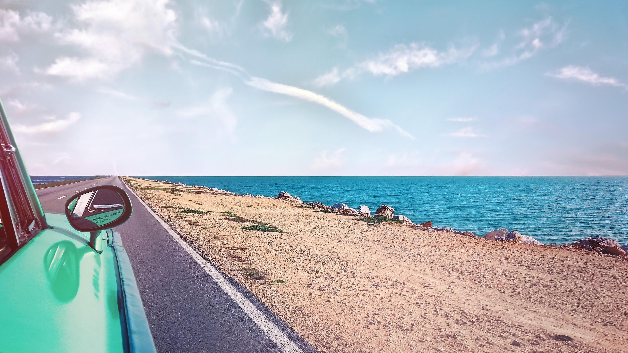 Roadtrip vacation/ Pexels
