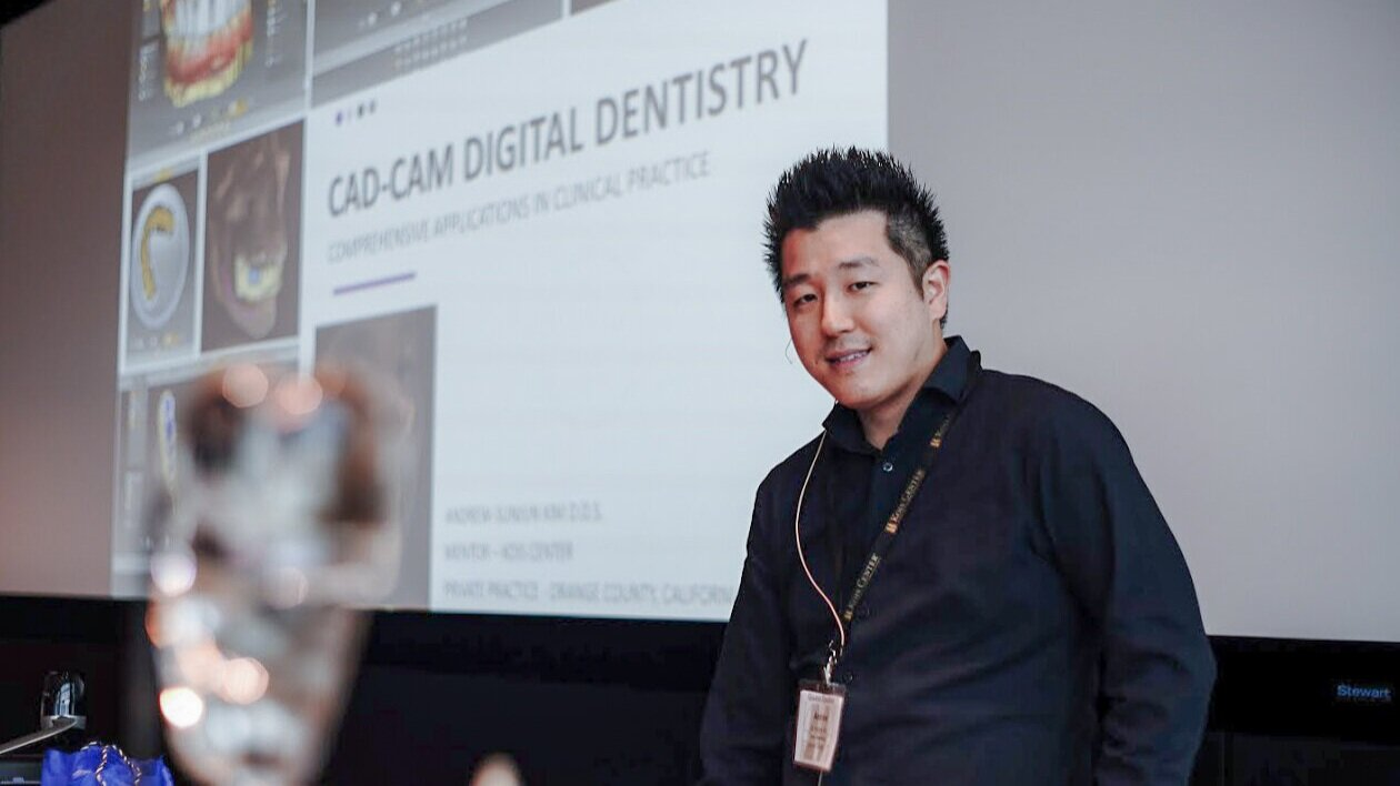 Dr. Andrew Kim on CAD-CAM Digital Dentistry/ Evident