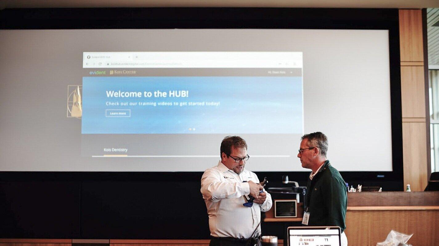 The Hub/ Evident