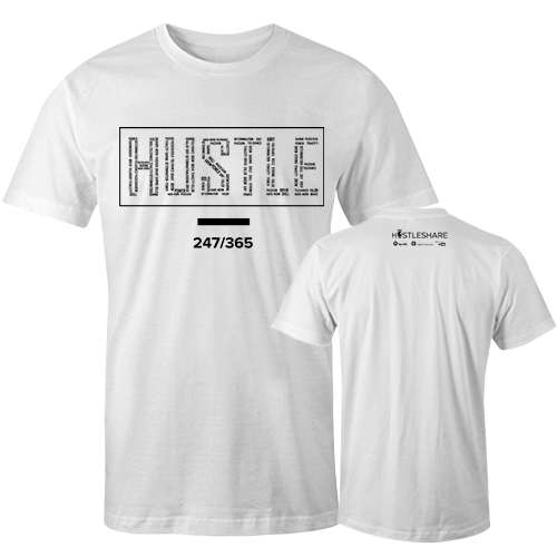 P300 - Hustle 247/365 Dryfit Shirt