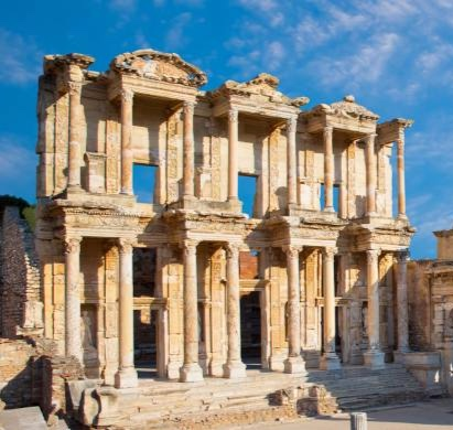 Library of Celsus - Ancient Ephesus