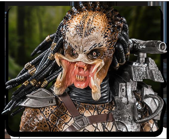 1:6 Scale Predator Statue