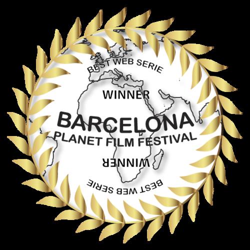 BARCELONA PLANET FILM FESTIVAL  WINNER BEST WEB SERIES: AFTER NIGHTFALL