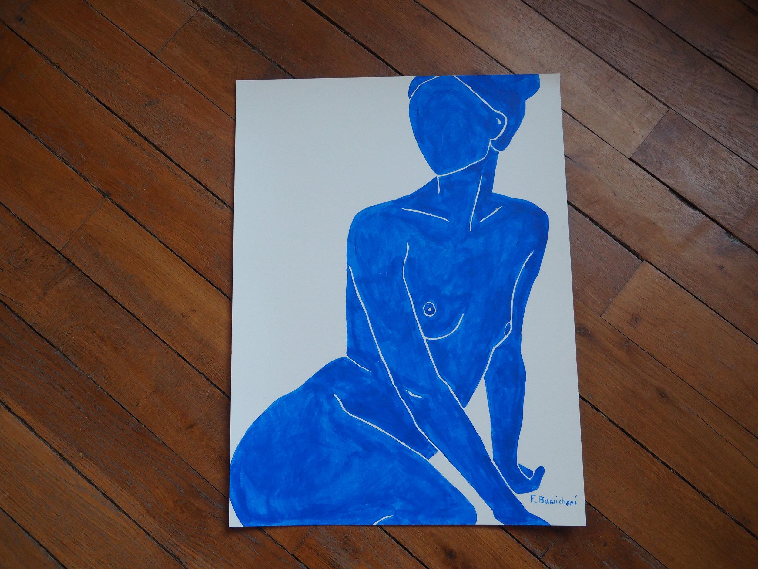 Faustine Badrichani - 280€