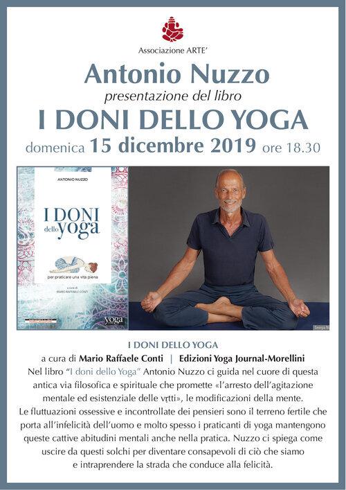 Antonio Nuzzo  - Presentazione del libro