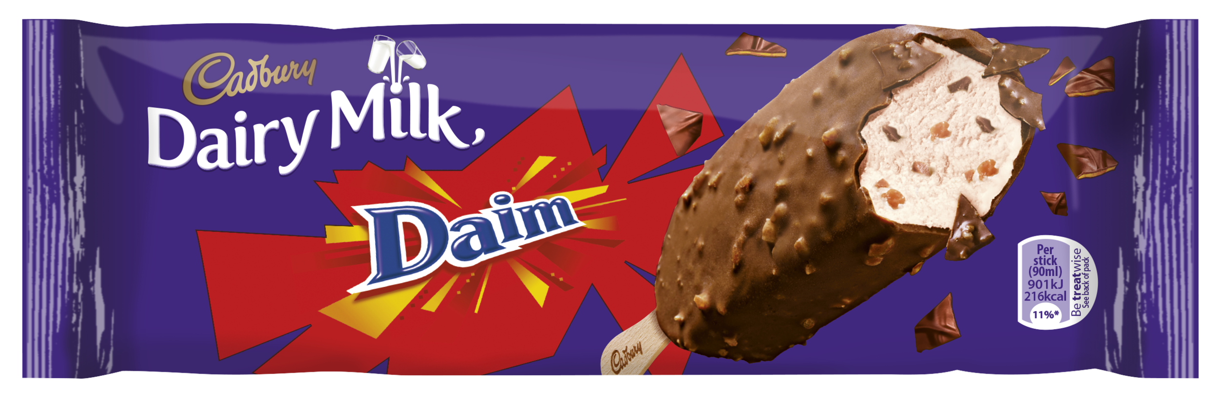 *NEW* Cadburys Dairy Milk with Daim