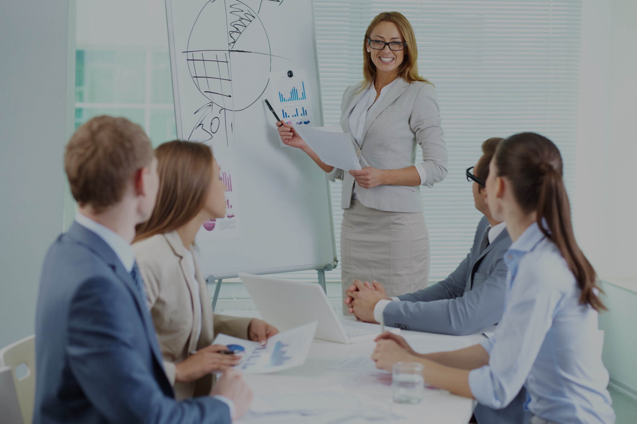 Training - Hands-on training facilitated in small groups by Business As Usual's certified world-class trainers.