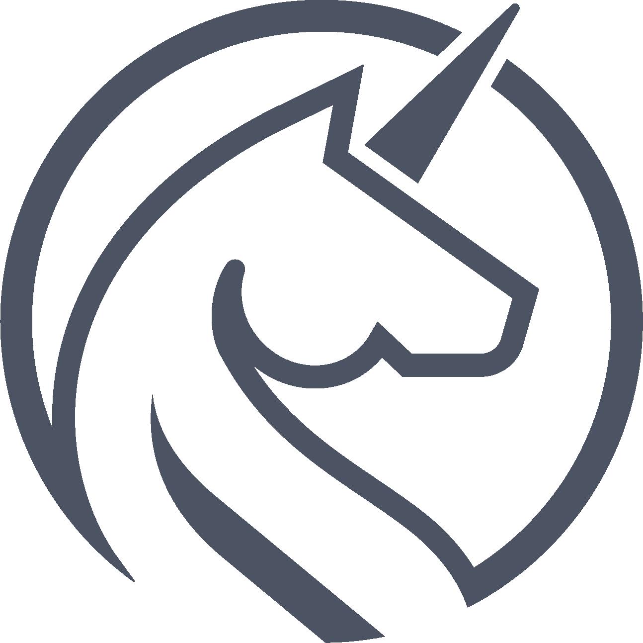 Unicorn favacon dark grey.png