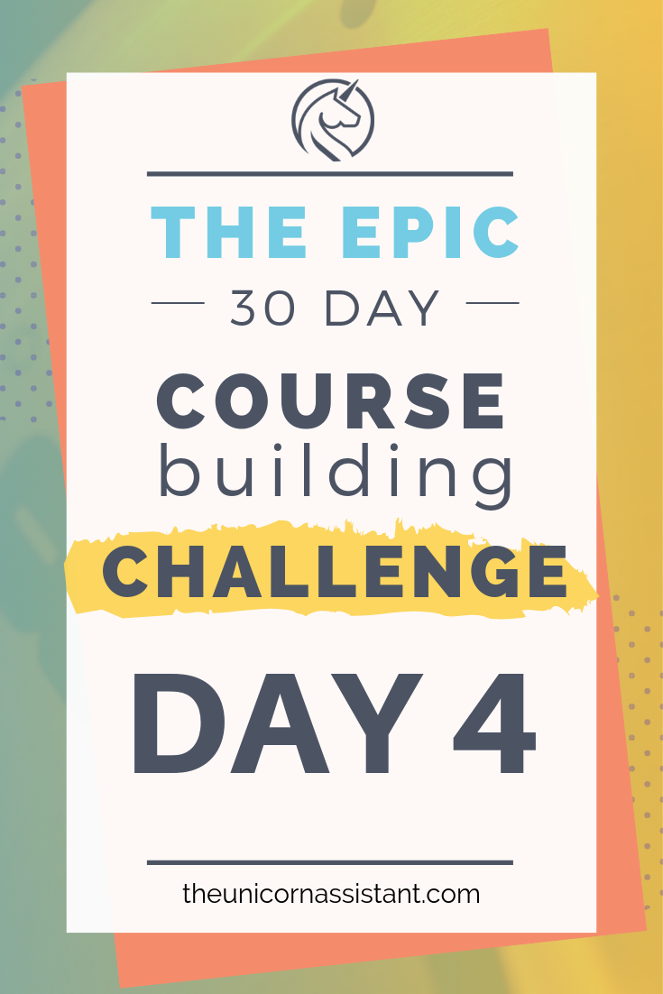 30 day course buidling challenge day 4 update lead magnets.png