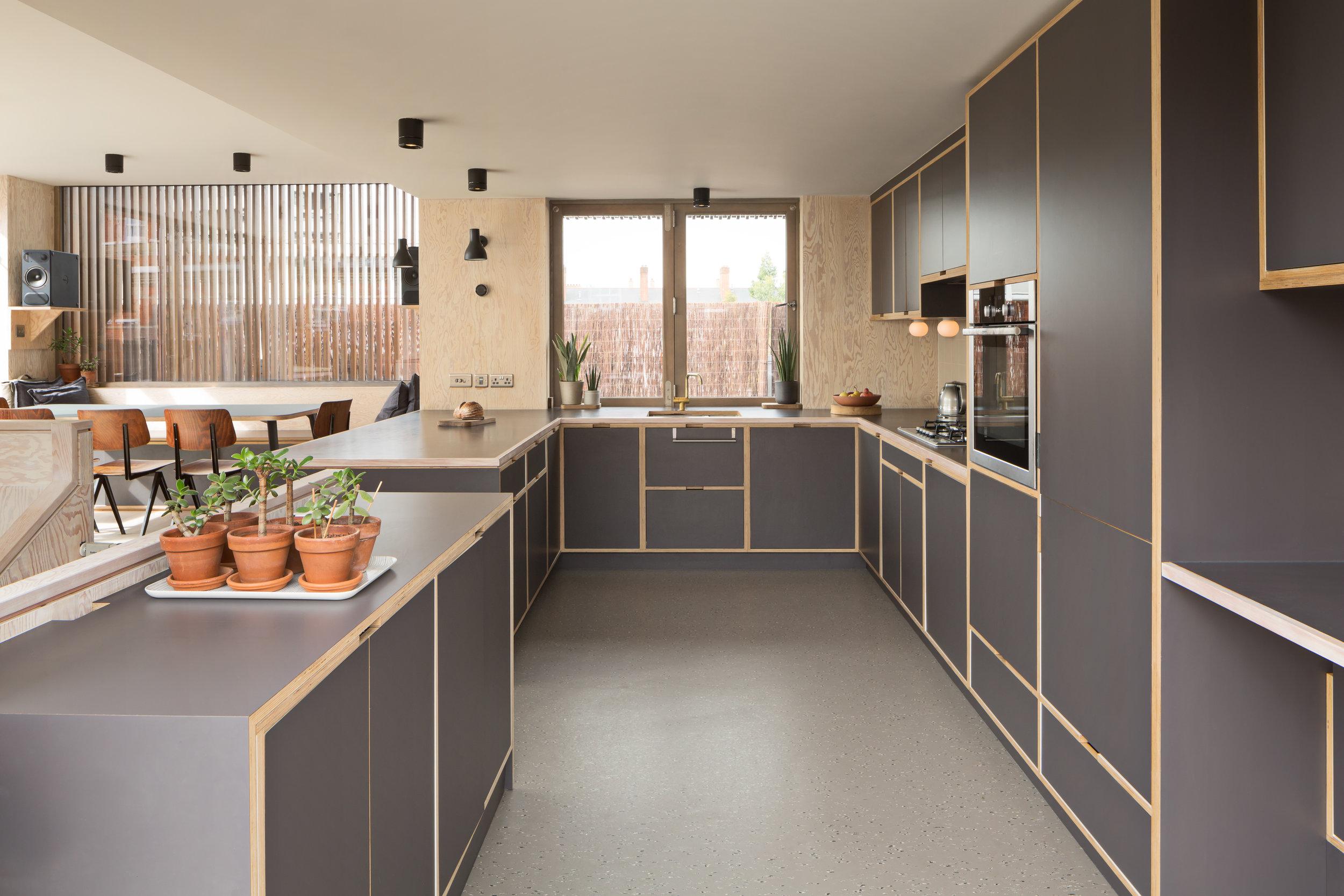 Shape Canopy Kitchen