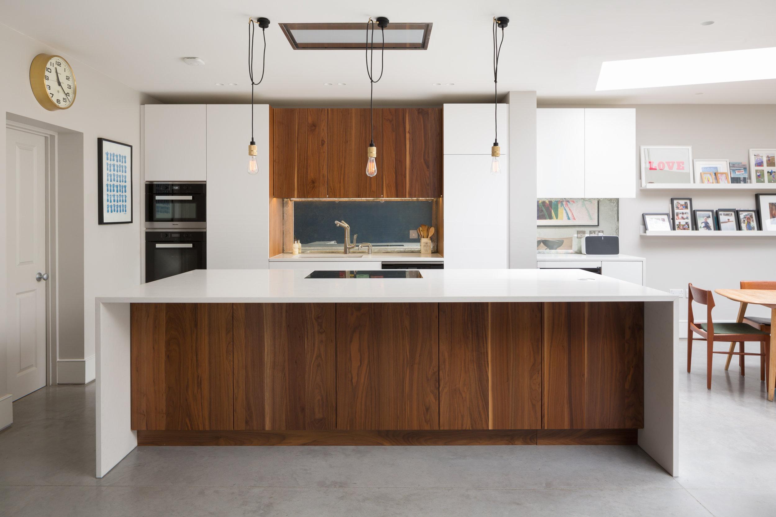 Shape Fan Kitchen